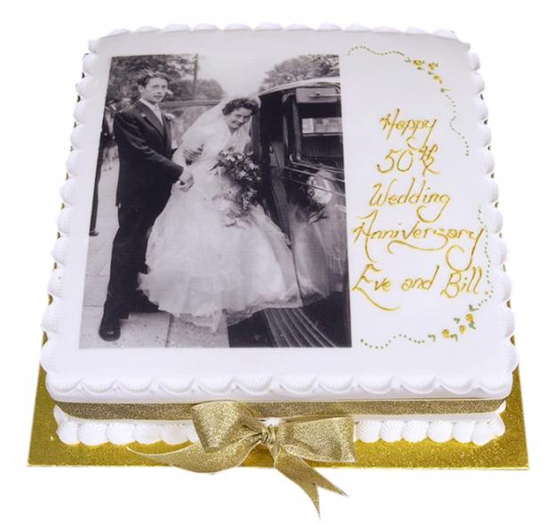 Заказ торта с фотографией