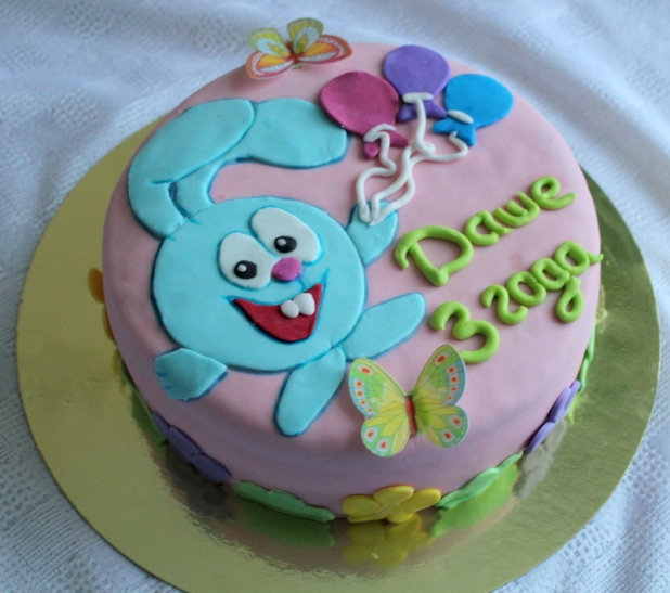 Тортики своими руками с фото